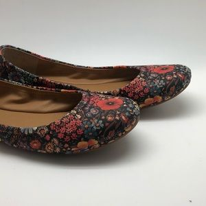 Lucky Brand Shoes - Lucky Brand sz10 Leather Ballet Flats
